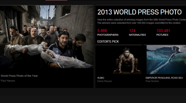 Premiile World Press Photo