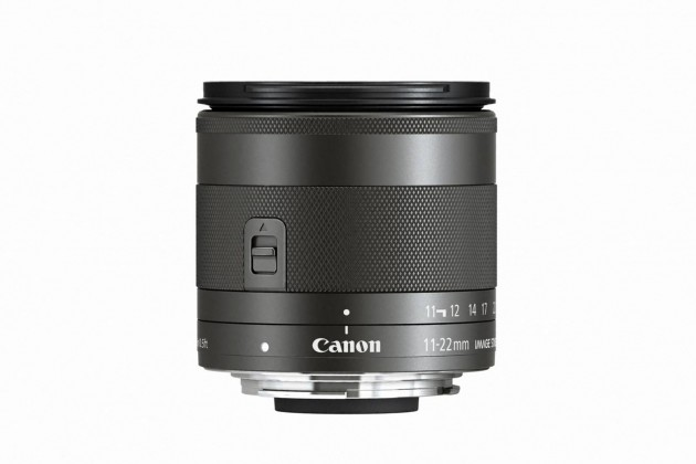 Canon EF-S 11-22mm f/4-5.6 IS STM