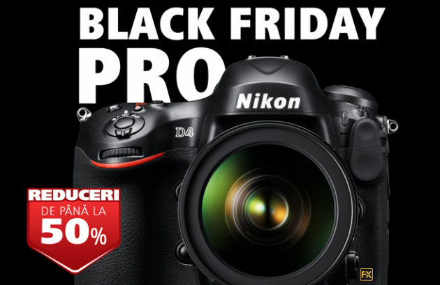 Nikon Black Friday PRO