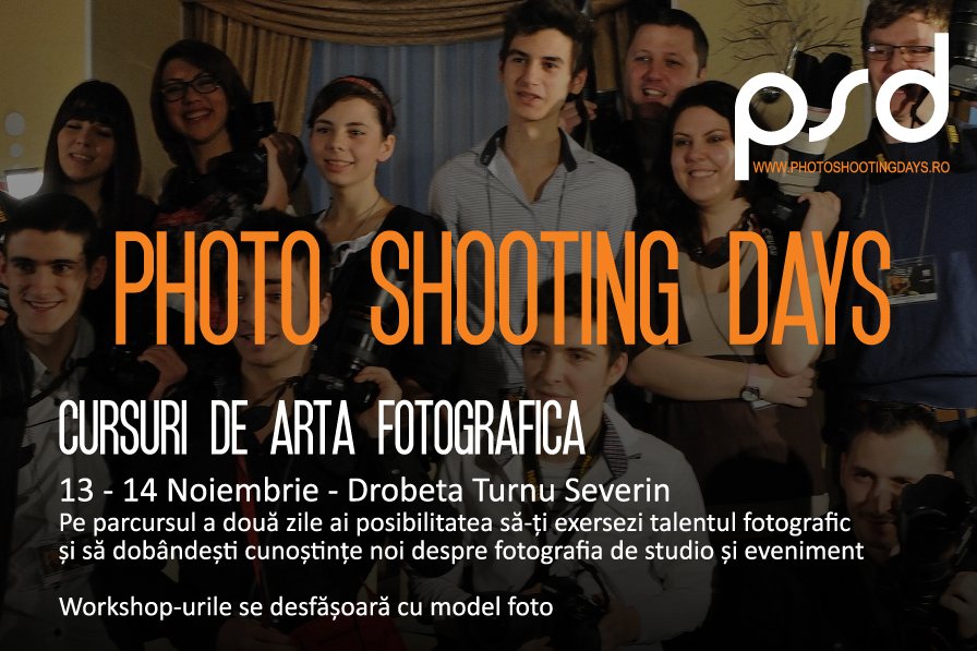 Photo Shooting Days - Drobeta Turnu Severin
