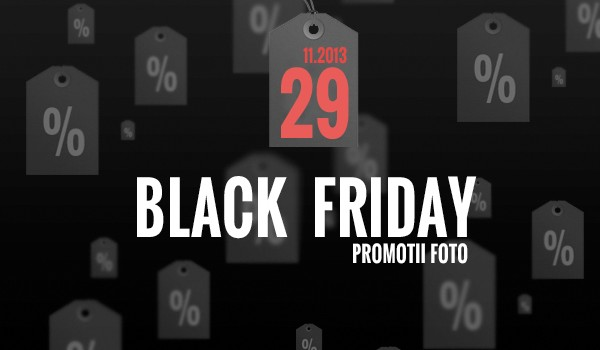 Promoții foto de Black Friday