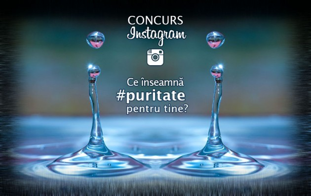 Concurs Aqua Carpatica - #Puritate