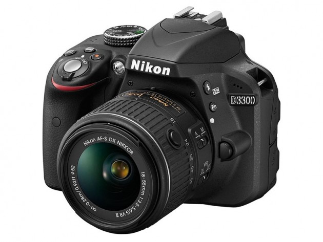 Nikon D3300, nou D-SLR entry-level