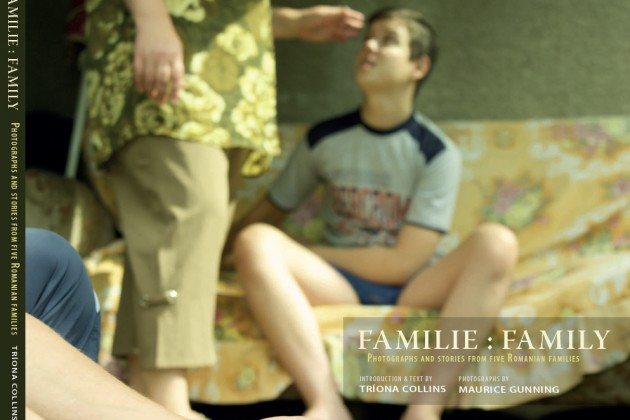 Familie. Family, Photographs and Stories from five Romanian families