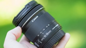 Hands-on: Canon 10-18mm f/4.5-5.6 IS STM