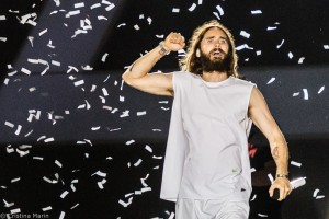 Fotografii - Concert Thirty Seconds to Mars în București
