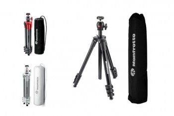 Trepiedul foto Manfrotto Compact Light