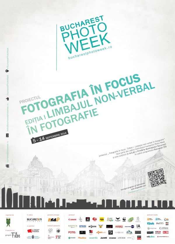 Bucharest Photo Week - Fotografia în Focus