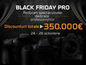 Reduceri Black Friday PRO