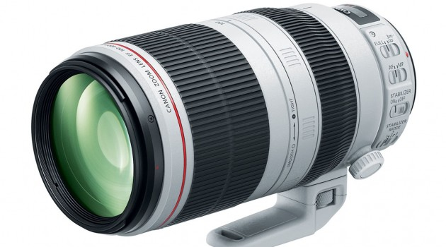 Canon EF 100-400mm f/4.5-5.6L IS II