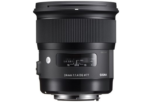 Sigma 24mm f/1.4 Art