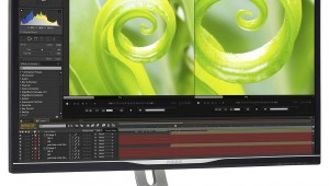Philips - 4K Ultra Wide Color