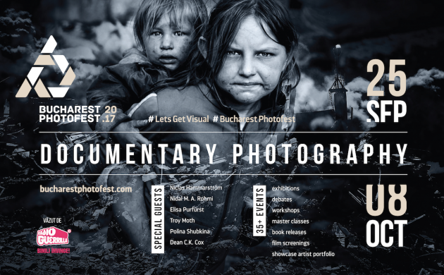 Bucharest Photofest 2017